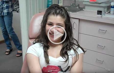 Demetria Finished R & R Orthodontics in LaGrangeville and Fishkill, NY